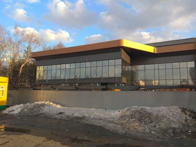 Как будет выглядеть новый кемеровский кинотеатр
