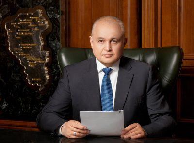 Глава Кузбасса Сергей Цивилев вошёл в рейтинг губернаторов-блогеров