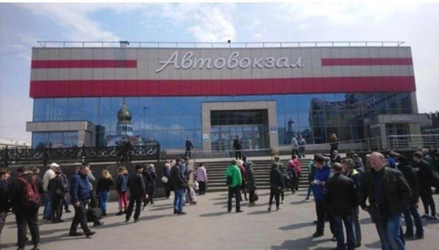 Названа причина массовой эвакуации из новокузнецкого автовокзала