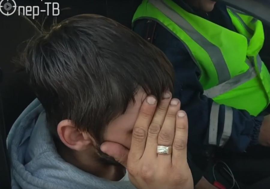 Погоня в Кемерове: пьяный водитель девять раз проехал на «красный»