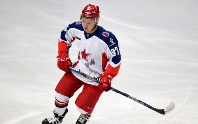 «Между первой и второй»: хоккеист из Кузбасса сделал невозможное