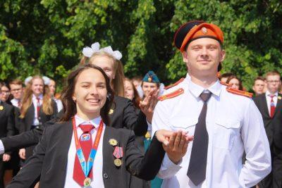 Сергей Цивилев поздравил выпускников губернаторских образовательных учреждений