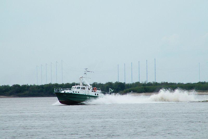 Кемеровчанин незаконно перевозил людей на опасном судне