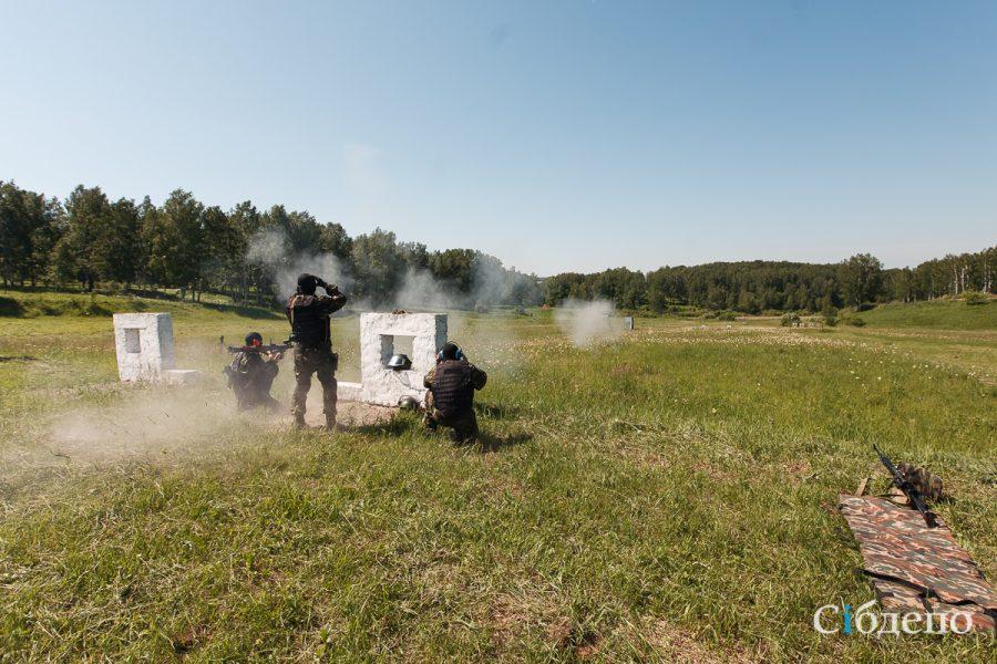 Стрельба, взрывы и спецназ: что произошло под Кемеровом