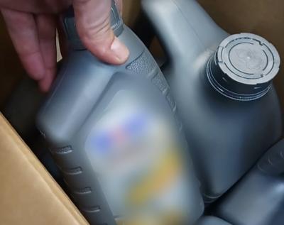 В кемеровских автомагазинах нашли поддельное моторное масло