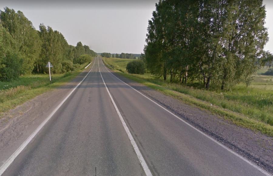 Видео: водители боятся ездить по смертельно опасной дороге под Кемеровом