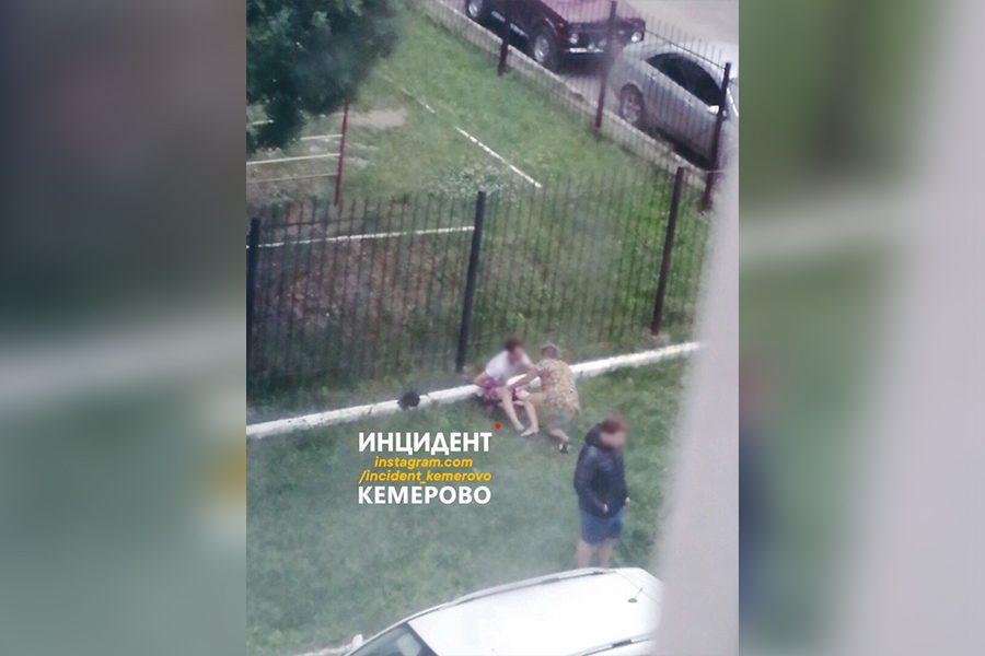 В Кемерове мужчину ударили ножом за замечание соседу