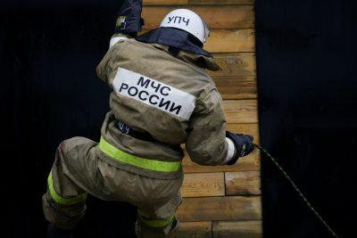 В кемеровской многоэтажке взорвался баллон с газом