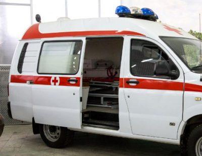 Кузбассовец рухнул с высоты и погиб