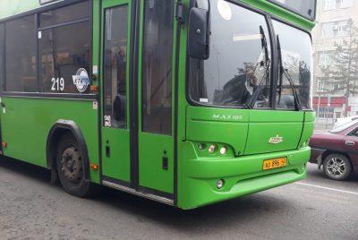 Акция «Сама виновата!»: в Кемерове водитель автобуса зажал в дверях девушку