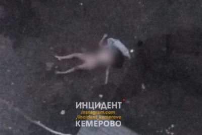 Кемеровчанка выпала из окна на 9 этаже