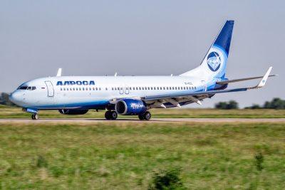 В кемеровский аэропорт снова не приземлились самолёты