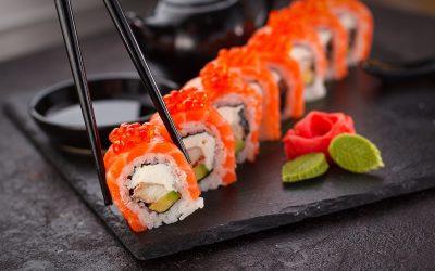 В Кузбассе закрыли суши-бар из-за тараканов