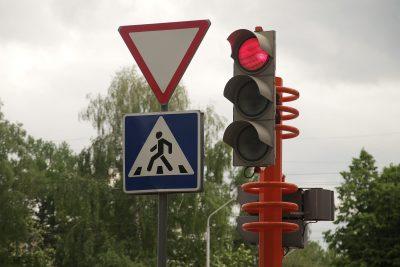 На оживлённом перекрёстке в центре Кемерова изменится схема движения