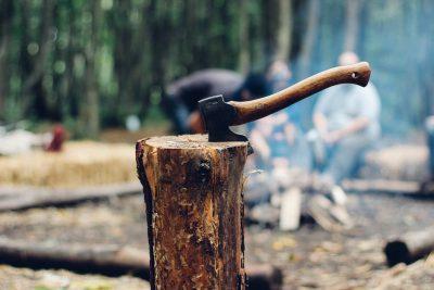 «Лесоруб – 2019»: в Кузбассе выбирают лучшего дровосека