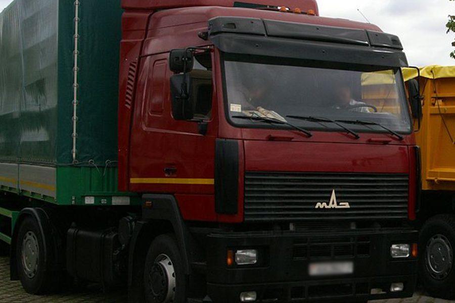 Что творится с грузовиками в Кузбассе?