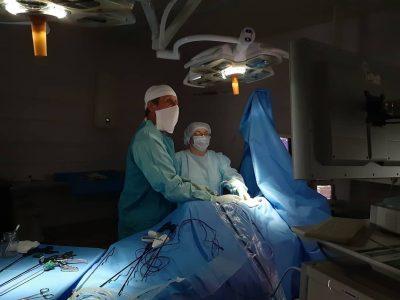 Кемеровские врачи удалили младенцу часть лёгкого ради спасения