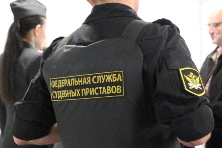 В Кузбассе арестовали пассажирский автобус