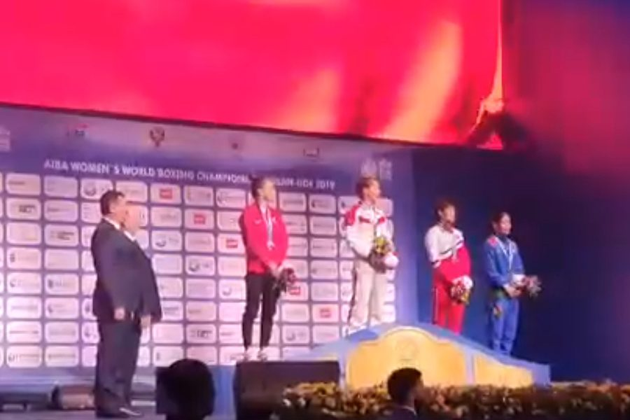 Спортсменка из Кузбасса стала чемпионкой мира по боксу