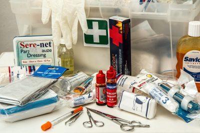 В Кемерове школьник попал в больницу после велопрогулки