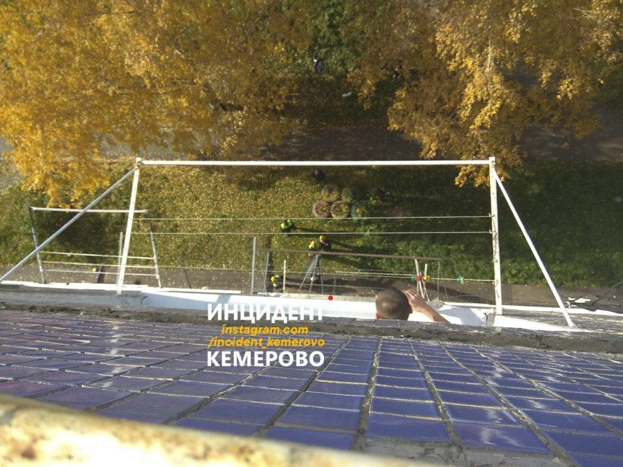 Кемеровчанин угрожал соседям самоубийством