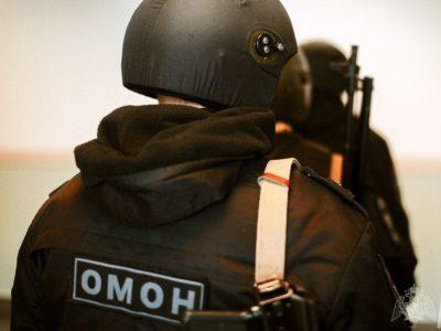 В Кемерове на рынки вломился ОМОН