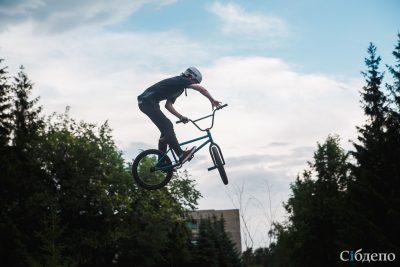 Где в Кемерове появится новый скейтпарк