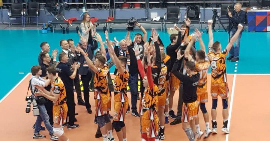 Кемеровская команда впервые в истории завоевала Суперкубок России