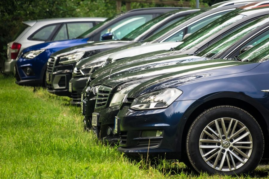 Почти 240 кемеровчан лишились своих авто в октябре