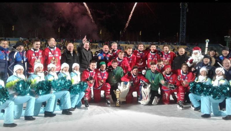 Кузбассовцы — чемпионы мира