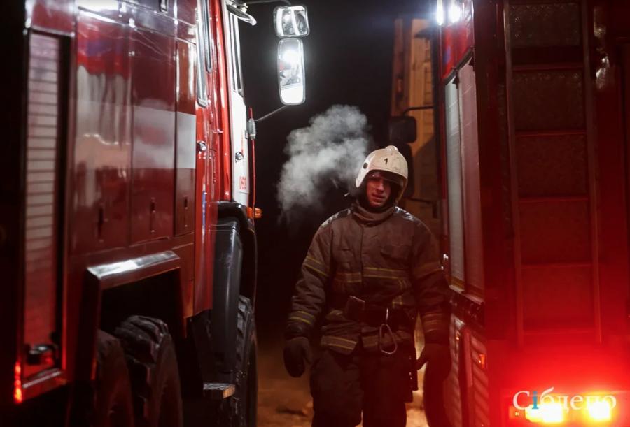 С начала года в Кузбассе сгорело более 20 автомобилей