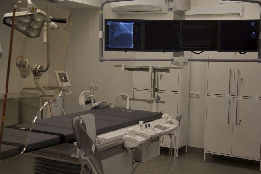 В Кемеровском кардиоцентре открылась высокотехнологичная операционная