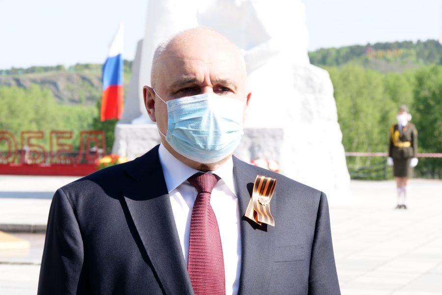 «Вы что творите?»: губернатора Кузбасса возмутили нарушители масочного режима