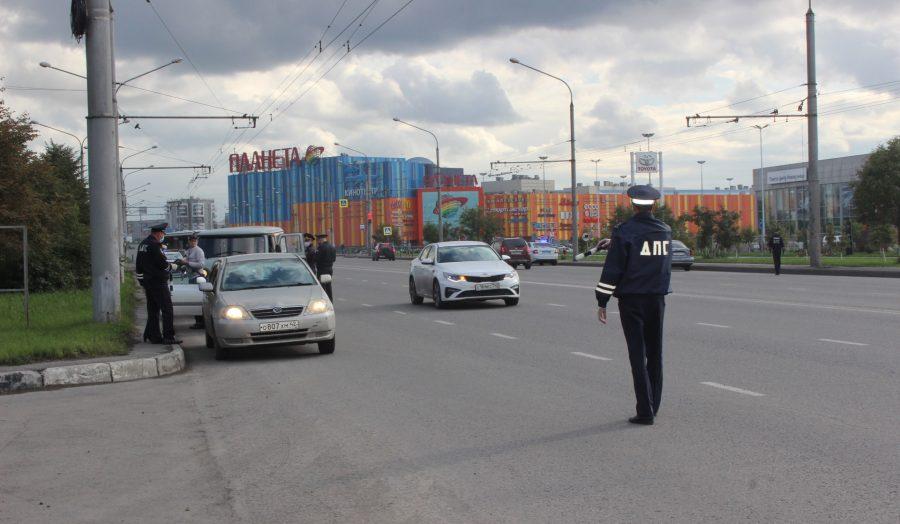 В кузбасском городе пройдут тотальные проверки водителей